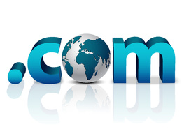 Give you 2 .com domains for 1 year Registration