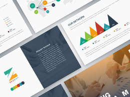 Design Professional Modern & Creative Slides Powerpoint Presentation / Keynote