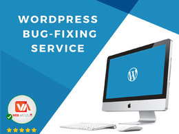 Fix any Wordpress Bug/fixes or 1 hour of Updates/customization