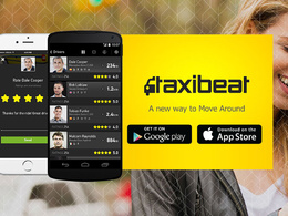 Design & develop Taxi Service App for your Business