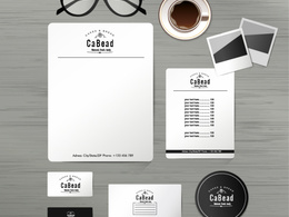Design Premium Stationery Pack