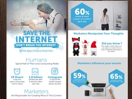 Design bespoke INFOGRAPHIC with unlimited amendments
