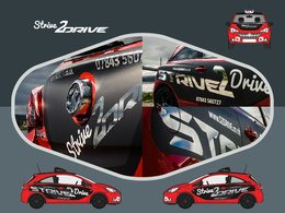 Design your company's vehicle liveries (uniform & stationery extra)