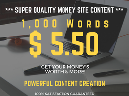 Write 1000 word high quality seo article for your website or blog post