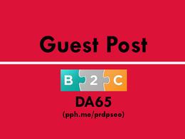 Guest post on business2community / business2community.com DA80+