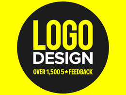 PROFESSIONAL Logo Design + UNLIMITED Concepts & Revisions + FREE Stationery & Favicon