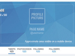 Create a killer custom Twitter header cover