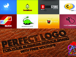 Do logo design+ 5 concept  + Unlimited Revisions + Source Files
