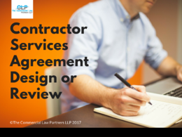 Draft a UK & Global Contractors Services Agreement