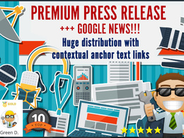 Premium Press Release & PR Distribution