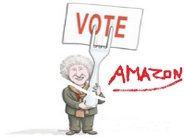 Give 50 votes on amazon customer review