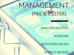 Engaging, proffesional looking Email newsletters