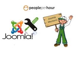 Create, customize, fix, optimize your Joomla Website
