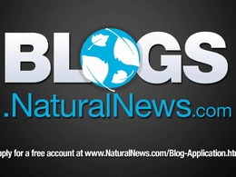 Provide You With A Guest-Blogging Account On Blogs.NaturalNews