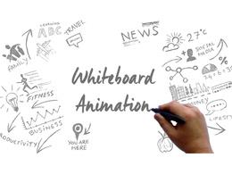 Create a unique whiteboard animation