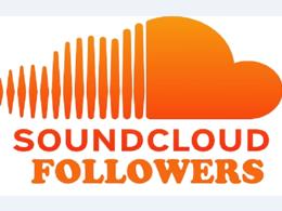 Add 1000 genuine SoundCloud followers