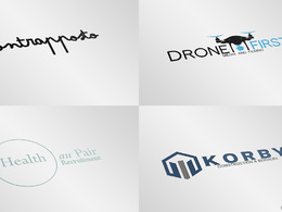 Design a Professional , Clean , Modern Logo Design with Unlimited Revisions