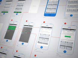 Create a wireframe plan for your Mobile app