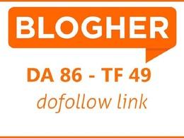 Publish a guest blog on Blogher