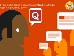 Write and publish your article, guest post, or answer at Quora.com (DA 88, PA 74)
