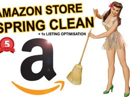 Improve Your Amazon Seller Central Store plus Free Optimisation