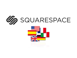 Make any squarespace template multilingual