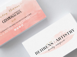 Get your Business Card with attractive design