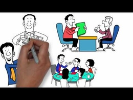 Create superb whiteboard animation video with Voice Over