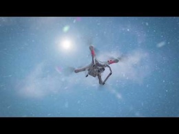 Embed your logo or website into a cool QUADCOPTER and create a fab marketing video