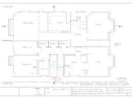 Convert hand sketches, pdf drawing in AutoCad