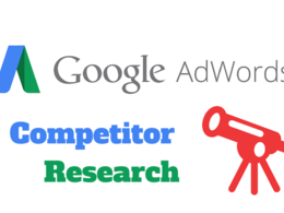 Reveal your 3 competitors AdWords strategies , keywords , ads  and their budgets
