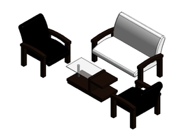3D Model and render your custom furniture in Revit