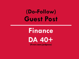 Post a Guest Post on Finance DA30 Website (Do-Follow)