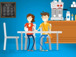 Create a 1 min animated explainer video