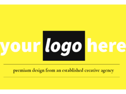 Design a Professional Logo with Stationery Pack