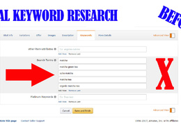 Provide the Best Amazon Product Listing Keyword SEO Research