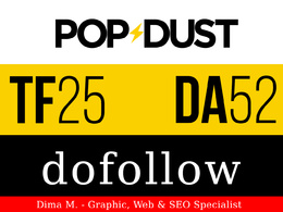 Write and Publish Guest post on Popdust.com with a Do-Follow Link