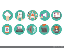Design 10 icons