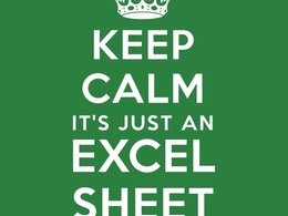 Write custom excel formula as per your need