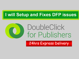 Install and Fixes Google DFP to improve affiliate advertising & Adsense revenue