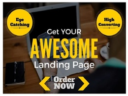 Make awesome landing / capture / squeeze page