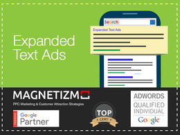 Setup new Expanded Text Ads for your current AdWords campaign