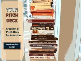 Upgrade your investor pitch deck (for seed stage startups) + options