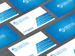 Design a business card with unlimited revisions