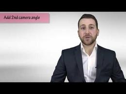 Be your HD Video Spokesperson website Presenter per 80 words of script
