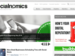 Publish Guest Post on Socialnomics  - Socialnomics.net Dofollow