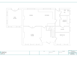 Convert your PDF building plans into CAD