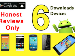 Install Rate and Examine your Android app With Honesty Real User
