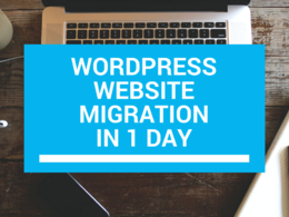 Migrate/Move/Transfer your WordPress website