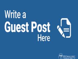 Publish guest post on 5 high PA DA do follow sites